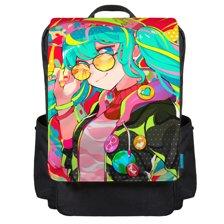 World Star Backpack Flap
