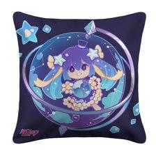 Star Globe Miku Pillow Case