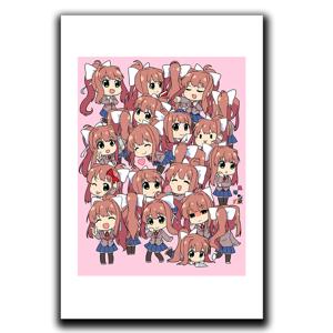 Just ALL Monika Art Print