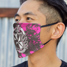 Gym Floor Mask