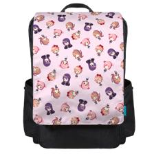 Chibi Toss Backpack Flap