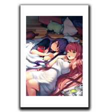 Sleepover Art Print