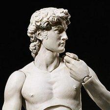 figma Davide di Michelangelo (Rerelease)