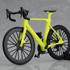 figma+PLAMAX Road Bike (Lime Green)