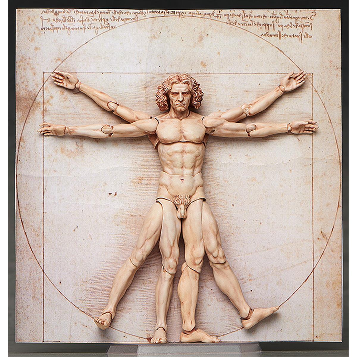 figma Vitruvian Man (Rerelease)