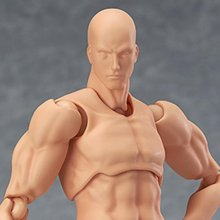 figma archetype next: he - flesh color ver. (Rerelease)