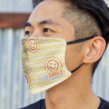 Ramen Noodles Face Mask