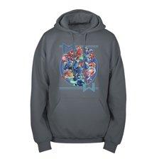 Mega Man All Stars Pullover Hoodie