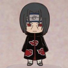 Nendoroid Pin Itachi Uchiha