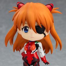 Nendoroid Asuka Shikinami Langley: Plugsuit Ver.