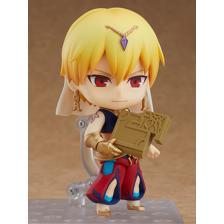 Nendoroid Caster/Gilgamesh (Rerelease)