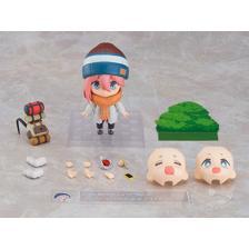 Nendoroid Nadeshiko Kagamihara: Solo Camp Ver.