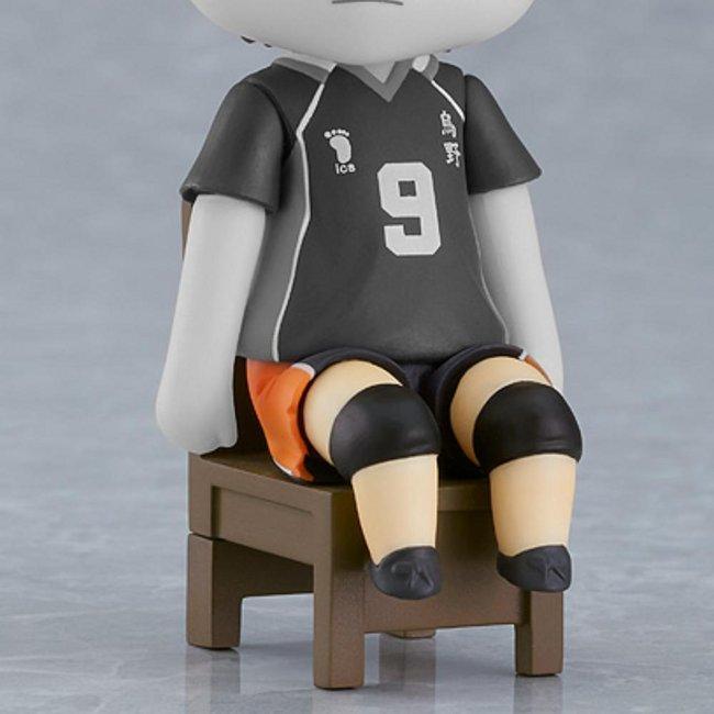 Nendoroid Tobio Kageyama Swacchao! Parts Set