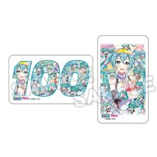 Mask Case: Racing Miku 2021 Ver. 003