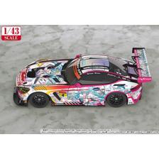 1/43rd Scale Good Smile Hatsune Miku AMG 2021 SUPER GT 100th Race Commemorative Ver.