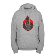 Akuma Burning Pullover Hoodie