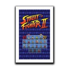Ultra Street Fighter 2 Advance Art Print